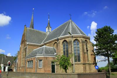 De Hervormde kerk van Koudekerk aan den Rijn