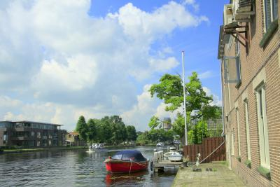 De Oude Rijn bij Koudekerk aan den Rijn