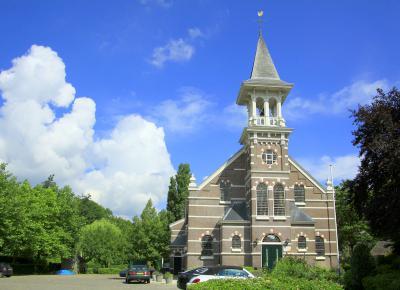 De Gereformeerde kerk in Koudekerk aan den Rijn, een bijzonder gebouw
