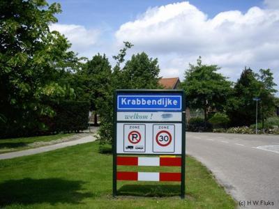 Krabbendijke is een dorp in de provincie Zeeland, in de streek Zuid-Beveland, gemeente Reimerswaal. Het was een zelfstandige gemeente t/m 1969.