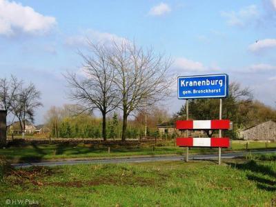 Kranenburg is vanouds een dorp in de gemeente Vorden. Sinds 2005 valt het dorp onder de in dat jaar opgerichte gemeente Bronckhorst.