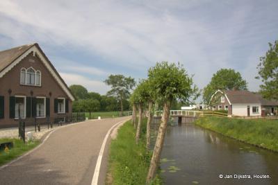 Buurtschap Kromwijk.