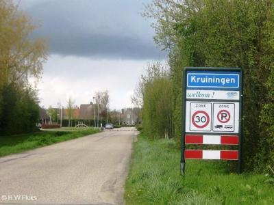 Kruiningen is een dorp in de provincie Zeeland, in de streek Zuid-Beveland, gemeente Reimerswaal. Het was een zelfstandige gemeente t/m 1969.