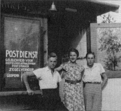 Het Kruininger Gors heeft een winkel gehad van de Coöperatie HAKA op het terrein van de I.V.A.O. (Instituut voor Arbeiders Ontwikkeling), die tevens als centraal ontmoetingspunt en als postkantoor fungeerde.