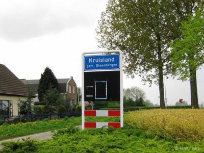 Kruisland is een dorp in de provincie Noord-Brabant, in de regio West-Brabant, en daarbinnen in de streek Baronie en Markiezaat, gemeente Steenbergen.