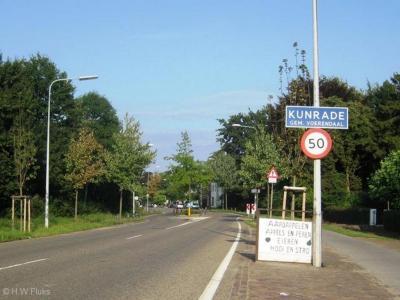 Kunrade is een dorp in de provincie Limburg, in de regio's Heuvelland en Parkstad, gemeente Voerendaal.