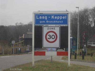 Laag-Keppel is een dorp in de provincie Gelderland, in de streek Achterhoek, gemeente Bronckhorst. T/m 1817 gemeente Keppel. In 1818 over naar gemeente Hummelo en Keppel, in 2005 over naar gemeente Bronckhorst.