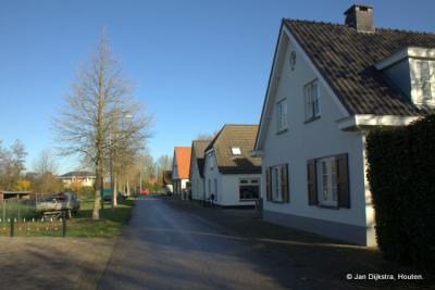 Laageinde, heel dicht bij het dorp Meteren