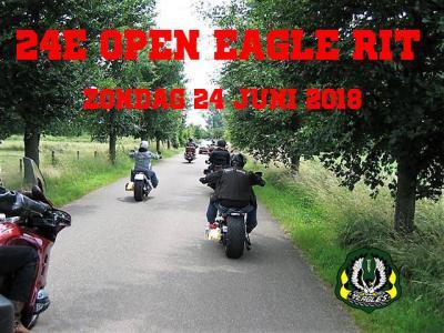 Het Weerter dorp Laar is een veelzijdig dorp met voor elk wat wils. Naast carnaval kun je er aan nog veel meer hobby's doen, zoals motorrijden met Motorvereniging The Eagles. Jaarlijks organiseren ze o.a., op een zondag in juni, de Open Eagle Rit.