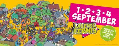 De Larense Kermis (gedurende vier dagen begin september) is naar eigen zeggen 'het gezelligste feest van Gelderland'. Drie horecagelegenheden met optredens van live bands en artiesten, met de kermis ertussen.