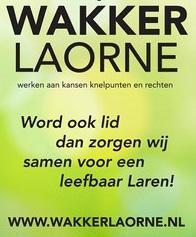 Wakker Laorne is de belangenvereniging van het Gelderse dorp Laren