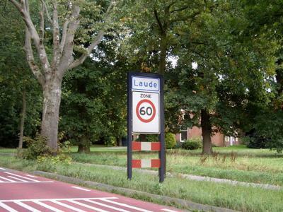 Laude is een buurtschap in de streek en gemeente Westerwolde. T/m 2017 gemeente Vlagtwedde. (© H.W. Fluks)
