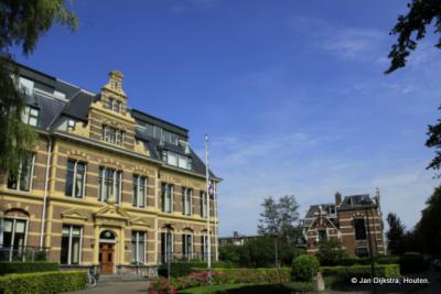 Leeuwarden, het voormalige Diaconessenhuis aan de Westersingel