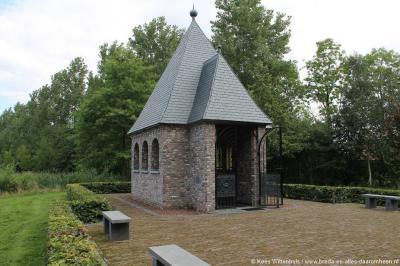 Met inzet van veel vrijwilligers uit het dorp is in 2010 in Lennisheuvel de St. Jozefkapel gerealiseerd