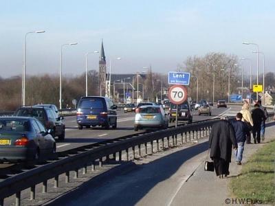 Lent is een dorp in de provincie Gelderland, in de streek Betuwe, gemeente Nijmegen. Het was een zelfstandige gemeente t/m 1817. In 1818 over naar gemeente Elst. In 1998 is het dorp door een grenscorrectie overgegaan naar de gemeente Nijmegen.