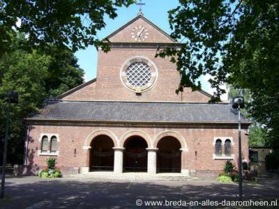 Lepelstraat, RK kerk Sint Antonius van Padua