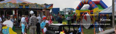 Ook de kermis, het jaarlijkse dorpsfeest met verder o.a. veel sport, spel en livemuziek, is een traditie in Lettele die al meer dan 100 jaar jaarlijks wordt georganiseerd.