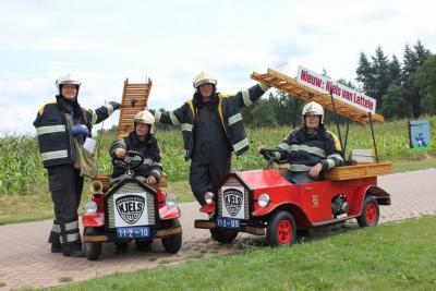 Herensociëteit Kjels van Lettele is opgericht tijdens de dorpskermis van 2014, en komt voort uit de behoefte aan een gezelschap voor 'kerels' die voor de gezelligheid gezamenlijk dingen ondernemen.