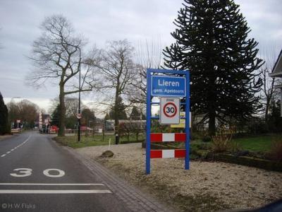 Lieren is een dorp in de provincie Gelderland, in de streek Veluwe, gemeente Apeldoorn.