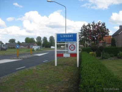 Liessel is een dorp in de provincie Noord-Brabant, in de regio Zuidoost-Brabant, en daarbinnen in de streek Peelland, gemeente Deurne. T/m 1925 gemeente Deurne en Liessel.