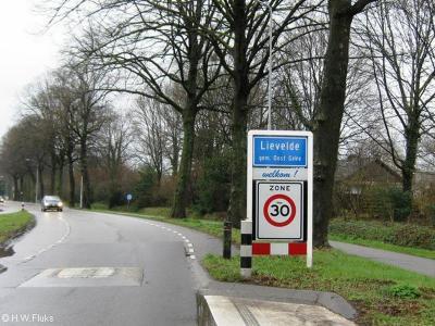 Lievelde is een dorp in de provincie Gelderland, in de streek Achterhoek, gemeente Oost Gelre. T/m 2004 gemeente Lichtenvoorde.