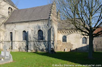 Limbricht, Oude Sint Salviuskerk