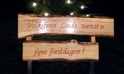 Een jaarlijkse traditie in de buurtschap Linde bij Vorden is het Volksfeest, in het 4e weekend van september.