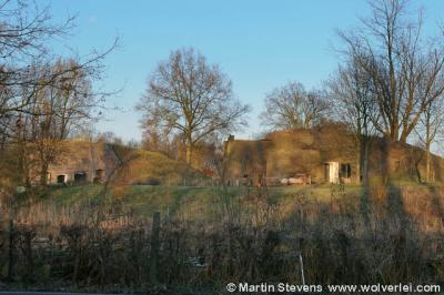 Oud-Loosdrecht, Fort Spion