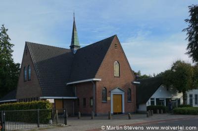 Nieuw-Loosdrecht, Gereformeerde kerk