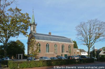 Oud-Loosdrecht, Hervormde kerk