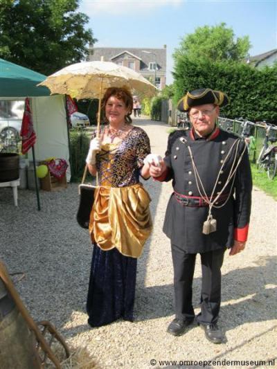 De inwoners van Lopikerkapel vierden in 2012 het 200-jarig bestaan van hun dorp. Ook Napoleon maakte zijn opwachting, omdat het aan hem te danken is dat in 1812 Zevenhoven en Lopikerkapel zijn samengevoegd tot het dorp Lopikerkapel.