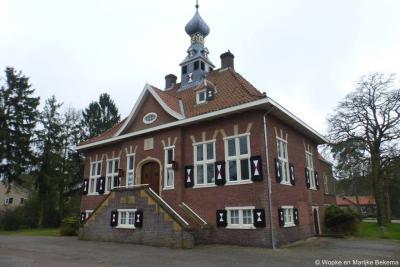 Maarn, voormalig gemeentehuis.