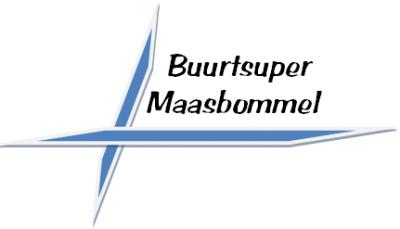 De Maasbommelaars zijn er vast blij mee dat zij nog altijd een eigen Buurtsuper in het dorp hebben. Altijd handig en het komt het 'leven in de brouwerij' in een dorp ten goede. Wij hopen dan ook dat de Buurtsuper het nog lang mag volhouden.