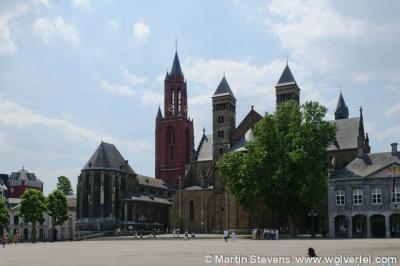 Maastricht, Sint Janskerk en Sint Servaasbasiliek