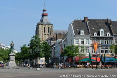 Maastricht, Sint Matthiaskerk