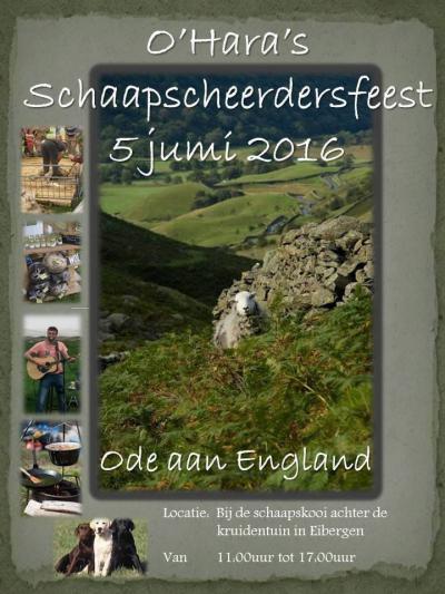 Op een zondag in juni is er in Marke Mallem het Schaapscheerdersfeest, met uiteraard het scheren van de schaapskudde van herder O'Hara, en verder nog een markt met kramen en streekproducten, informatiestands, demonstraties en livemuziek.