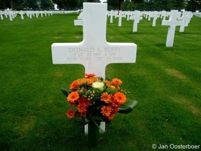 Margraten, Amerikaanse oorlogsbegraafplaats