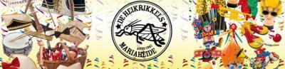 CS De Heikrikkels uit Mariaheide is naar eigen zeggen de gezelligste carnavalsclub van Brabant