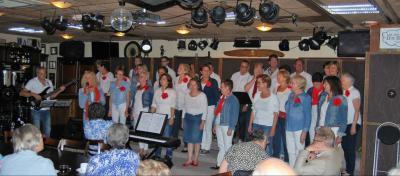 Het andere koor in Mariaheide waar vocale talenten zich kunnen uitleven is zangvereniging La Vita. (© http://www.zangvereniginglavita.nl)