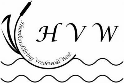 Heemkundekring Vredewold-West is de historische vereniging van de voormalige gemeente Marum. Het logo duidt op de vele watertjes in het gebied. De grote lisdodde, in de volksmond ook wel tourebout of rietsigaar, komt in dit gebied veel voor.