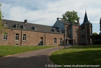 Mechelen, voormalig gemeentehuis De Heerenhof vervult tegenwoordig diverse functies, zoals zorgcentrum, vormingscentrum en vergadercentrum.