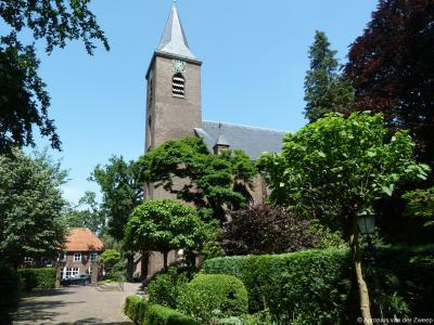 Buurtschap Meddo wordt een dorp door/na de bouw van de RK Johannes de Doperkerk in 1864.