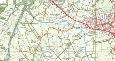 Meer is een buurtschap in de provincie Overijssel, in de streek Salland, in grotendeels gemeente Twenterand (t/m 2000 gemeente Den Ham), deels gemeente Hellendoorn. Het deel N van de Linderbeek wordt Noord-Meer genoemd.