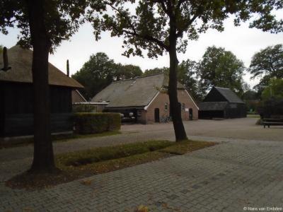 Buurtschap Meer, boerderijcomplex op Meerssendijk 32