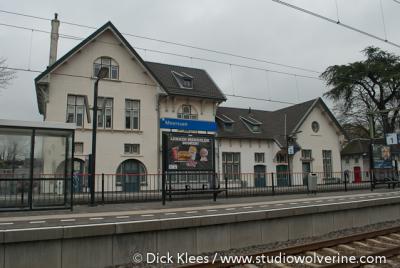 Meerssen, stationsgebouw uit 1901
