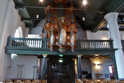 Het orgel in de Hervormde (PKN) Grote Kerk of Mariakerk in Meppel is in 1716 gebouwd door Jan Harmensz Camp en in 1722 voltooid door F.C. Schnitger.