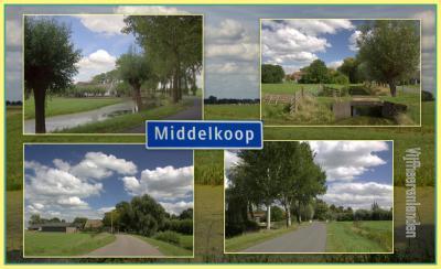 Middelkoop is een van de landelijke buurtschappen in de Vijfheerenlanden waar je nog vele monumentale boerderijen kunt bewonderen (© Jan Dijkstra, Houten)