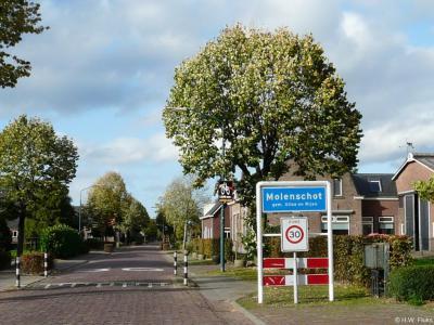Molenschot is een dorp in de provincie Noord-Brabant, in de regio Hart van Brabant, gemeente Gilze en Rijen.