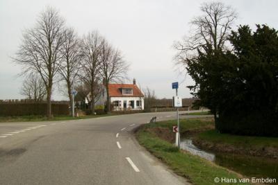 Monnikendijk, buurtschapsgezicht