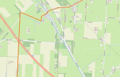 Moskou is een buurtschap in de provincie Fryslân, in de streek Stellingwerven, in grotendeels gemeente Ooststellingwerf. De buurtschap Moskou ligt rond de gelijknamige weg, NW van en grotendeels vallend onder het dorp Donkerbroek. (©www.openstreetmap.org)